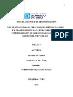 Proyecto de Plan de Negocios1998 Final