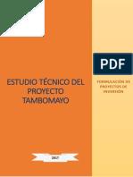 PROYECTO TAMBOMAYO 1