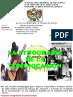 La Etnografía de Lacomunicación