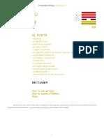 Hexagrama 10-Lü (El Porte)