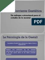 Corriente Gestaltica