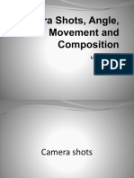 Camera Shots Angles Movement and Composition Powerpoint 1