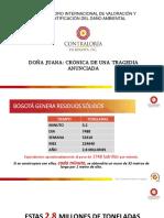 Relleno Doña Juana- Dr. Carlos Camacho - Contraloría de Bogotá