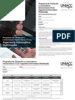 Ingenieria Informatica Multimedia Tlu