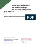 Estudio de Energéticos en Europa.
