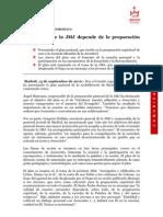 JMJ_notadeprensa 20100913 Plan Pastoral-esp