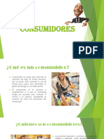 Los Consumidores- Diapositivas Fundamento de Marketing