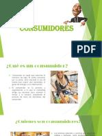 Los Consumidores- Diapositivas Fundamento de Marketing