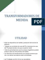 13 - Transformadores de Medida