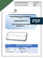 Lab02 Rectificador Onda Completa