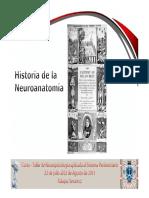 Historia de La Neuroanatomia