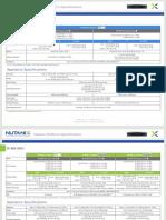 Nutanix Spec Sheet July16