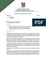 Práctica SMTP G9