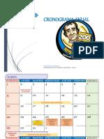 Cronograma Anual