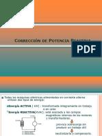 Presentacion - Correcion del factor de potencia julio.pdf