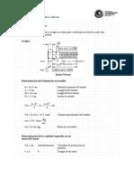 Ejemplo de Cálculo de Potencia Para Conformado y Calor Para Tratamientos Térmicos v1