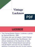 Lucknow Vintage