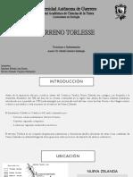 Terreno-Torlesse.........