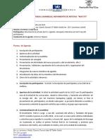 Memoria -Convivencia Asamblea 20-12-2014