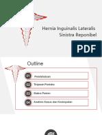 Yeni Case Hernia Enim Bedah