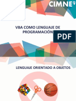 3. VBA Como Lenguaje de Programación