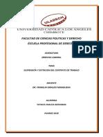 SUSPENSION Y EXTINCION DEL CONTRATO DE TRABAJO GYCH.pdf
