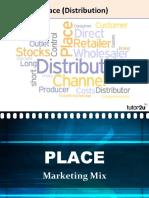 Marketing Mix - Place MSD 021115 (1)