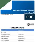 LS-PrePost Intro WorkShop 2017.5
