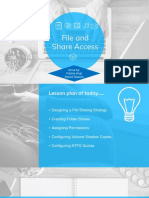 file and share access - group