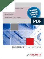 Aircrete Phase 1