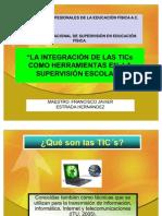 EXPOSICIÓN SUPERVISORES EN EDUC FÍSICA