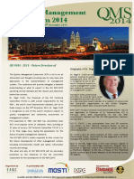Brochure of QMS