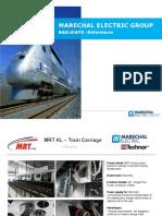 MEG - References Railway