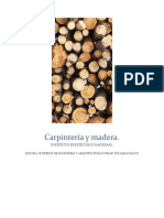 Carpintería y Maderaa