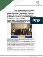 Alta formazione e restauro nell'area Euro-mediterranea