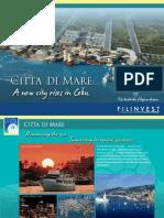 Filinvest Citta Di Mare SRP Cebu City Brochure