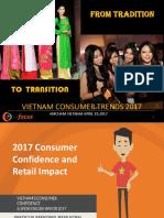 Vietnam Consumer Trends 2017 April 19