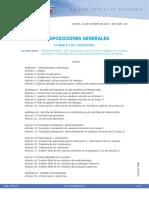 Decreto Cantabria Gestión de Residuos Sanitarios