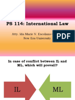 International Law - Part II