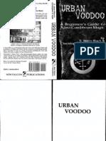 Hyatt & Black - Urban Voodoo - A Beginner's Guide to Afro-Caribbean Magic