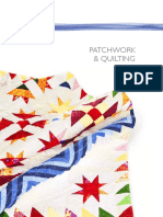 Patchwork Quilting E
