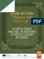 Dossier de Presse La Fete Des Fruits Et Legumes Frais en Europe