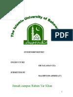 islamia uni.doc