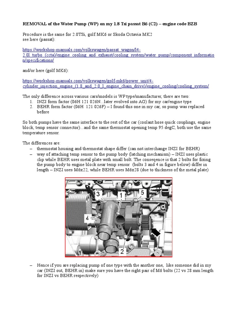 WAPU Overhaul BZB v2 | Screw | Electrical Connector