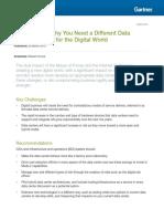 Cinco Razões Pelas Quais Você Precisa de Uma Estratégia de Data Center Diferente Para o Mundo Digital