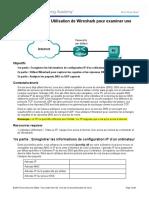Travaux Pratiques Utilisation de Wireshark Pour Examiner Une Capture DNS UDP