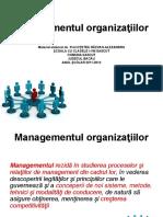 Managementul Organizatiilor Pe Scurt (1)