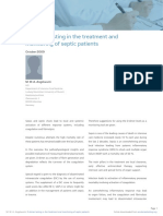 Ddimer Testing in the Treatment and Monitoring of Septic Patients