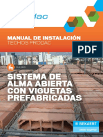 Manuel de Techos Aligerados Prodac