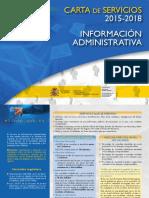 INFORMACION Carta Servicios 2015-2018